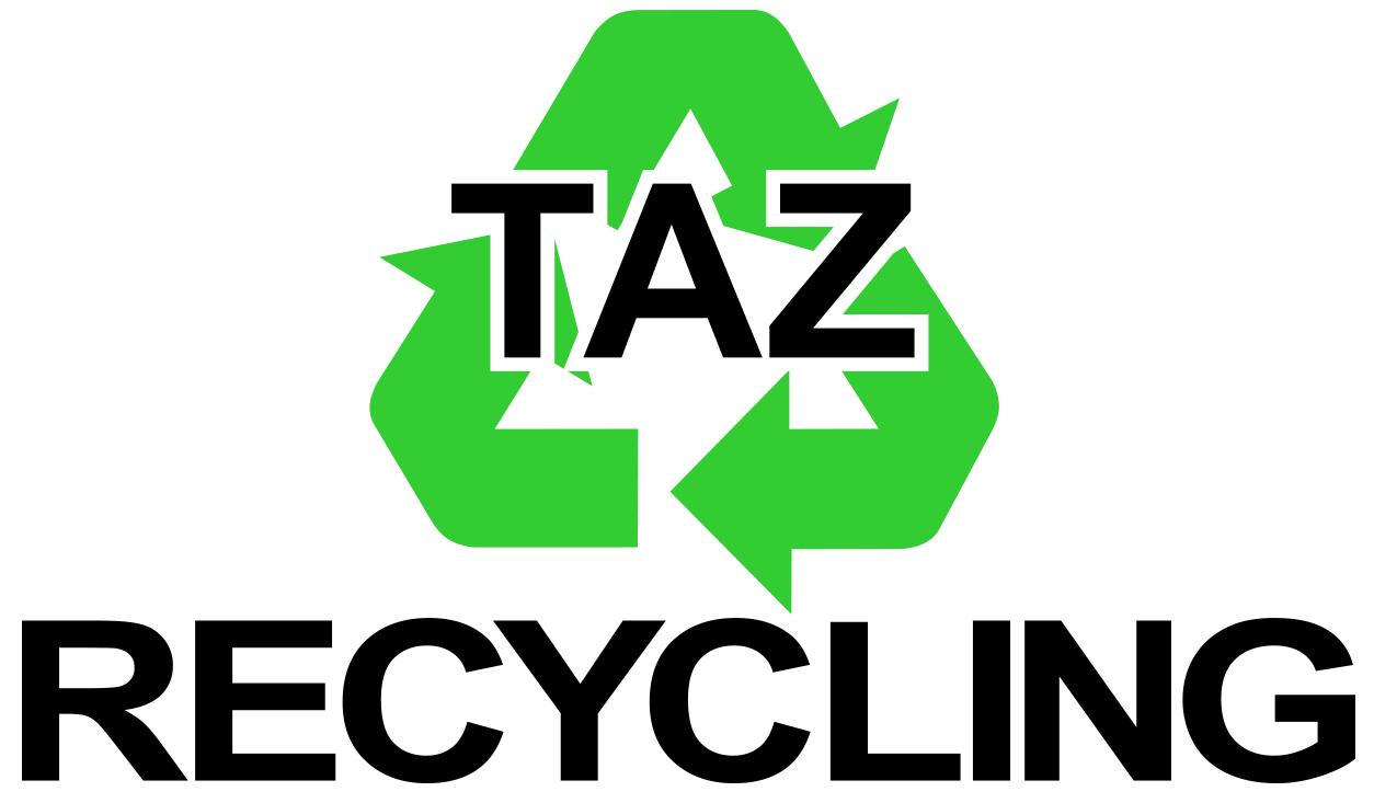 Taz Recycling logo