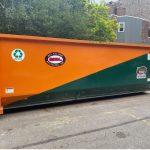 Dumpster rental company in Aurora, Illinois