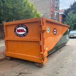 Dumpster rental company in Naperville, Illinois
