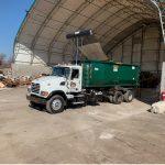 Dumpster rental company in Romeoville, Illinois