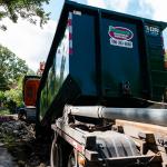 Dumpster rental service in Bolingbrook, Illinois