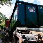 Dumpster rental company in Downers Grove, Illinois